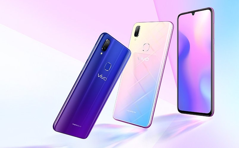 Vivo Z3i with waterdrop notch display, dual cameras launched in China: Price, specifications, features