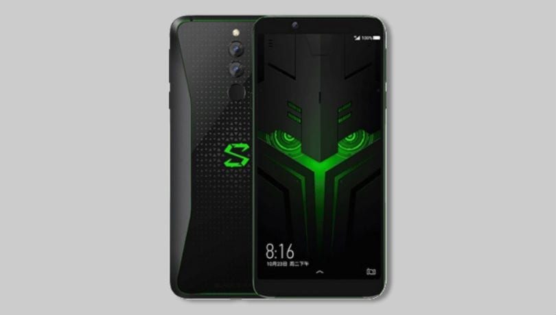 Black Shark 2 AnTuTu listing confirm key specs, features ahead of March 18 launch