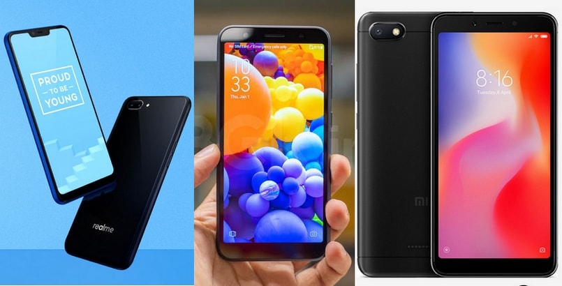 Asus Zenfone Lite L1 vs Xiaomi Redmi 6A vs Realme C1: Price in India, specifications and features compared