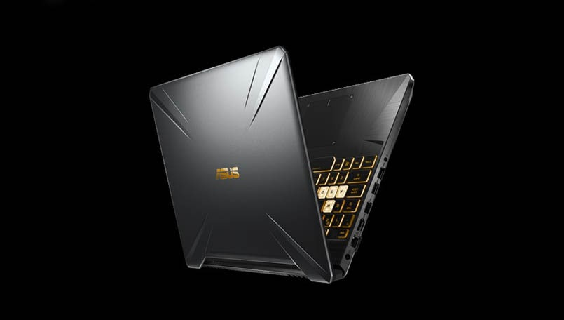 Asus launches FX505 and FX705 laptops and FX10CP desktop in its TUF lineup