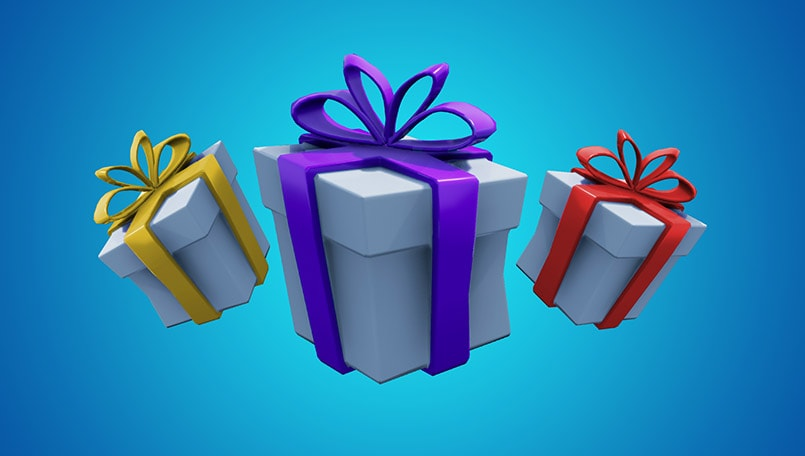 Fortnite adds Gifting option for a limited time