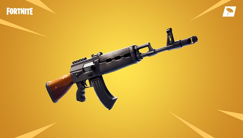 Fortnite V6.22 update rolling out with AK-47, Team Terror mode and NFL Outfits