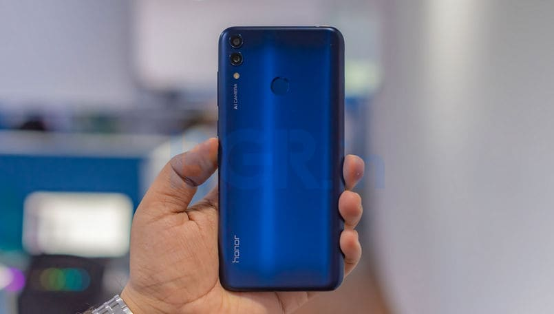 Honor 8C to go on sale on Amazon India for first time on December 10