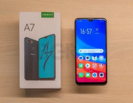 Oppo A7 with 64GB storage announced: Price and specifications
