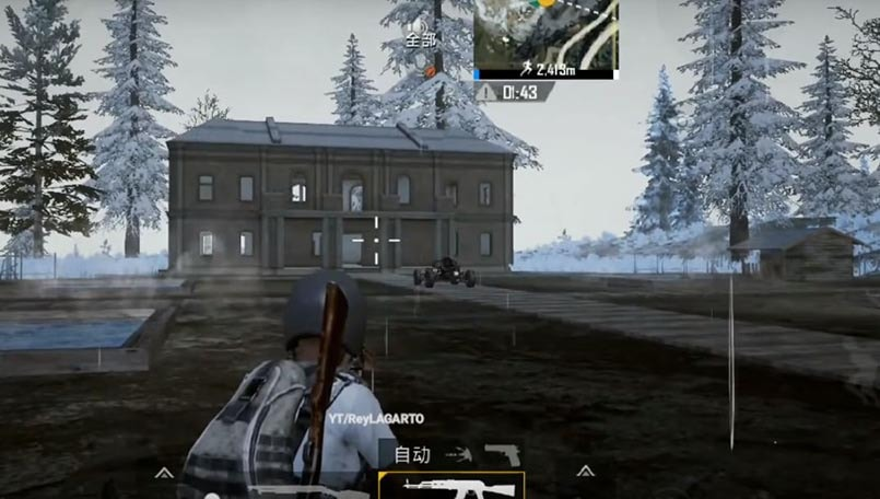 PUBG Mobile Lightspeed Beta might come with tukshai, new weather and a snow area