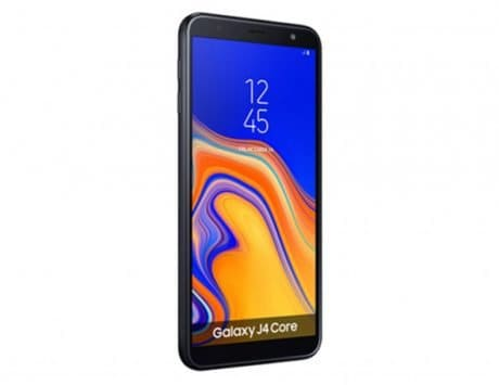 Samsung Galaxy J4 Core officially unveiled
