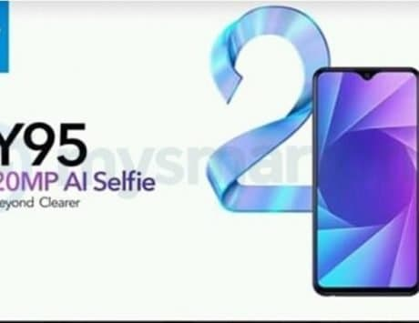 Vivo Y95 leaked retail box and promo images reveal key specifications and features