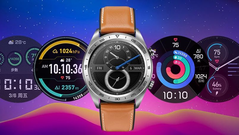 Honor Watch Magic with Huawei's LiteOS, NFC, heart-rate sensor launched: Price, features