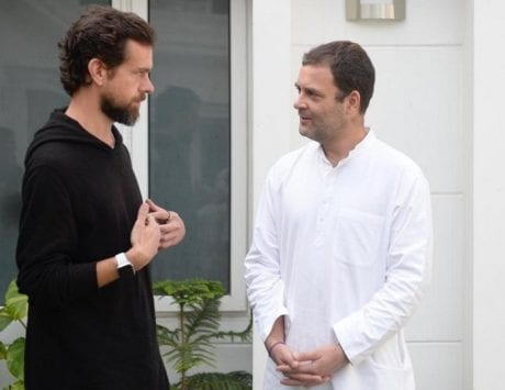 Twitter CEO Jack Dorsey meets Rahul Gandhi, discusses fake news