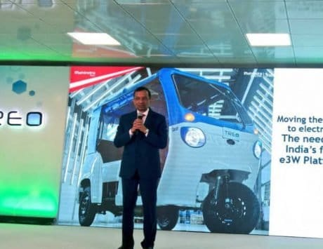 Mahindra Electric Mobility to invest Rs 1,000 crore by 2020 for electric vehicles
