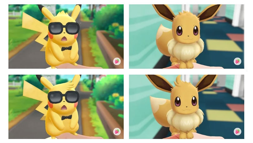 Pokemon Lets Go Hairstyle
