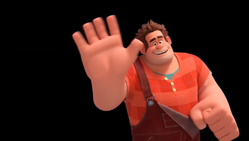 Wreck-It Ralph from 'Ralph Breaks the Internet' appears on Fortnite