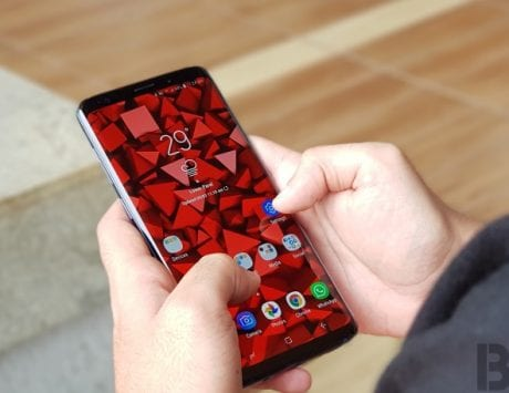 Samsung Galaxy S9 update brings message continuity