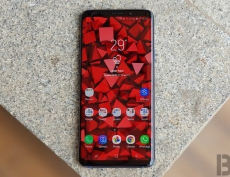 Samsung Galaxy S9, S9+ Android 10 update delayed