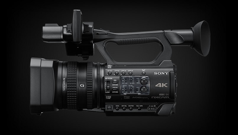 Sony launches HXR-NX200 professional-grade handheld camcorder in India
