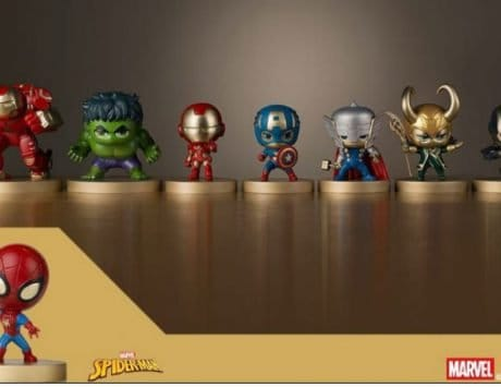 Xiaomi launches 8 Marvel Avengers figures on their Mi crowdfunding platform