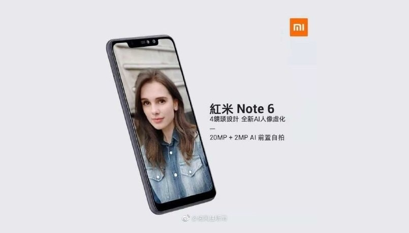 Xiaomi Redmi Note 6, Mi Notebook and Mi TV expected to launch today: Livestream, Price and Specifications