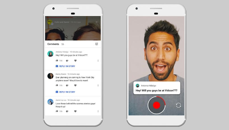 YouTube's Instagram Stories-like feature expands to more creators