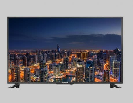 F&D launches 43-inch smart TV in India for Rs 49,990