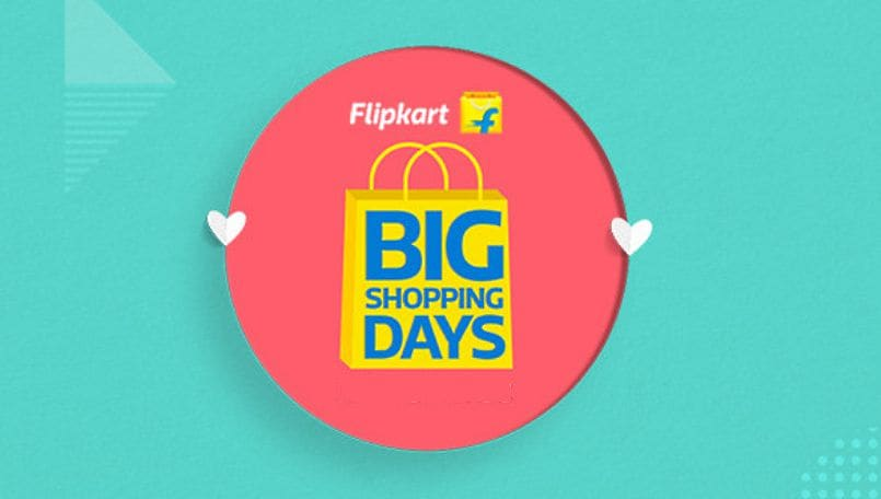 Image result for flipkart big shopping days