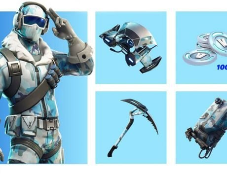 Fortnite Deep Freeze Bundle for PC is now available in India for Rs 1,999