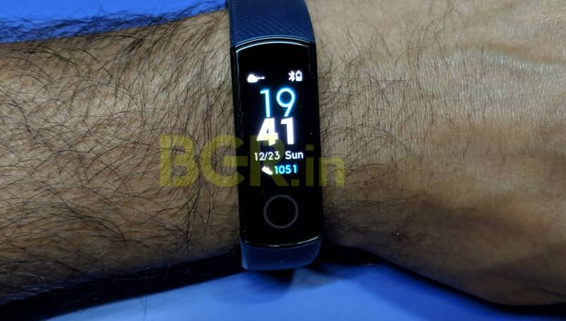 Honor Band 4 Review Affordable And Essential Fitness