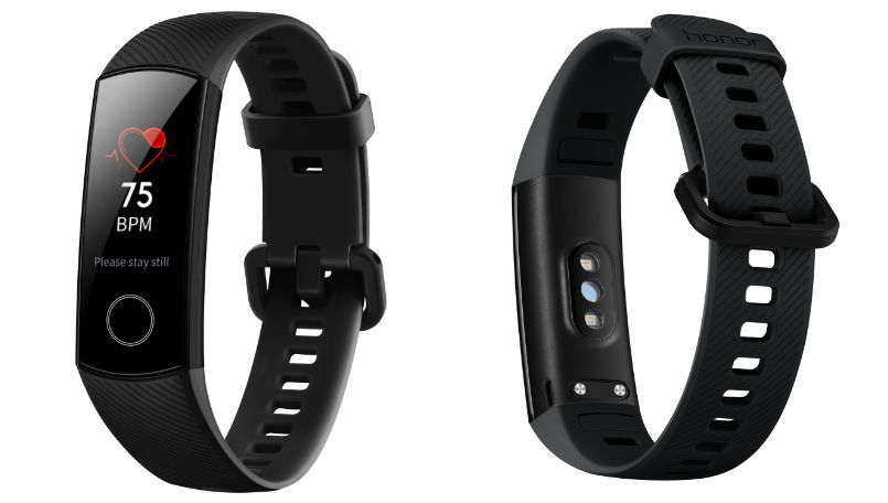 Honor Band 4 with color AMOLED display, heart-rate monitoring launched exclusively on Amazon India: Price, features