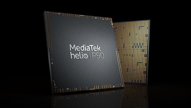 MediaTek Helio P90 with 4x powerful AI, up to 48MP camera support announced