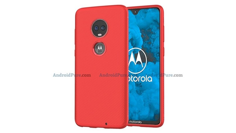 Moto G7 likely may come with a waterdrop notch, 3.5mm headphone jack