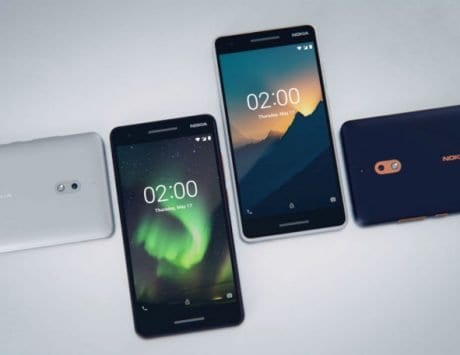 Nokia 2.1 update rolling out to users