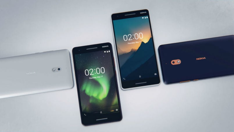 Nokia 2.1 update rolling out with latest September Android security patch