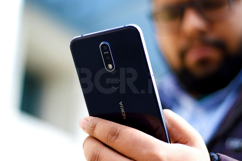 Nokia 3.1 Plus, 7.1, and 8 Sirocco updates rolling out with November 2019 Android security patch
