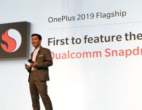 OnePlus will not be the first company to launch a flagship smartphone with Snapdragon 855