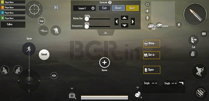 Best Pubg Mobile Claw Controller Layout | Pubg Free Uc Hack