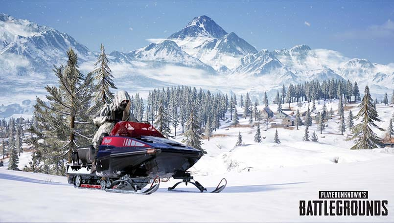 PUBG Mobile update to version 0.10.0 now available bringing Vikendi snow map