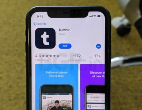 Yahoo's Tumblr is back in Apple App Store after a short-term ban