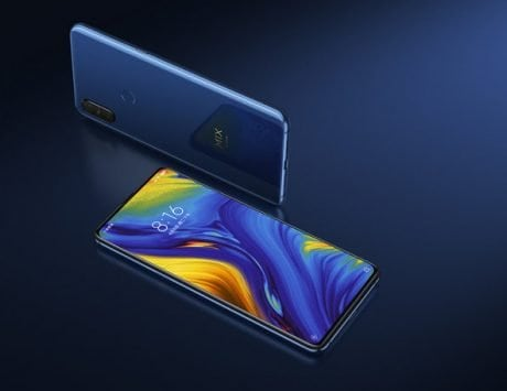 Xiaomi Mi MIX 3 5G update rolling out to users