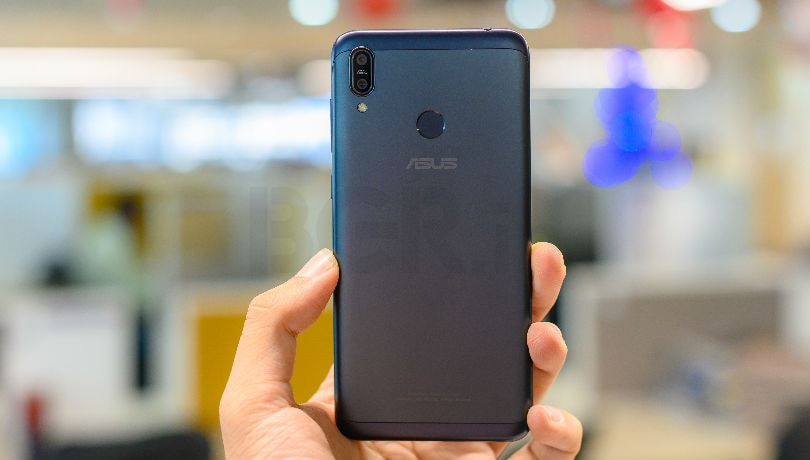 Asus Zenfone Max M2 gets Android 9 Pie update with May 2019 Android security patch
