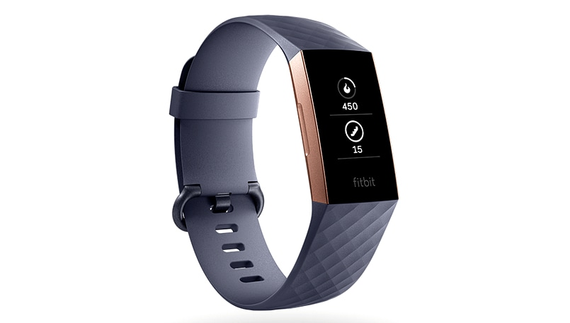 Fitbit Charge 3 with swim-proof design, 7-day battery backup, launched in India at Rs 13,990