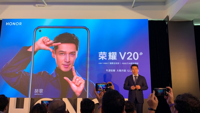 Honor View20 spotted on Geekbench days ahead of official launch