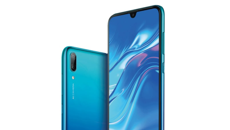 Huawei Enjoy 9 with Qualcomm Snapdragon 450 SoC, 'waterdrop' notch launched