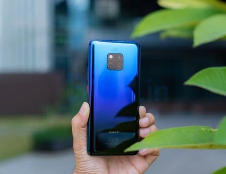 Huawei Mate 20 Pro gets another EMUI 9 update