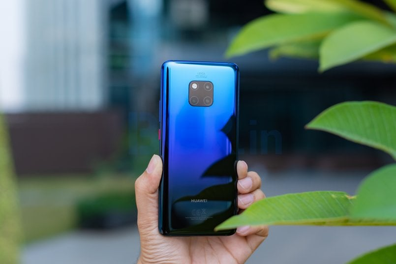 Huawei Mate 20 and Mate 20 Pro get EMUI update with December security patch
