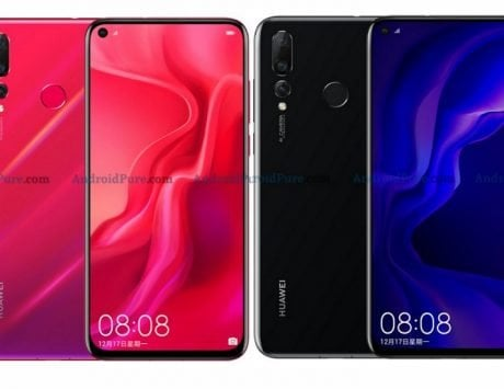 Huawei Nova 4 with    punch hole display    to launch today