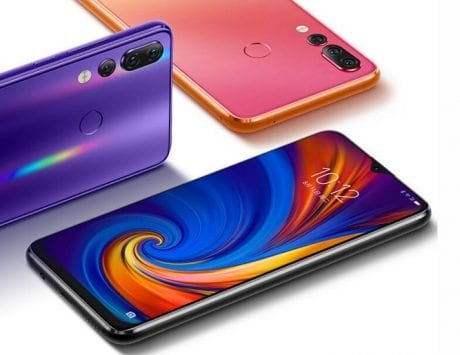 Lenovo Z5s launched in China