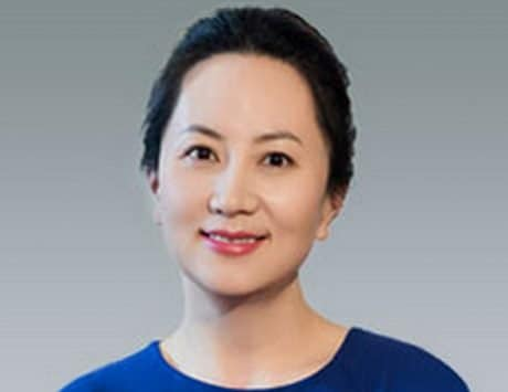 Huawei CFO arrested in Canada last week released