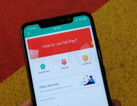Xiaomi Mi Pay arrives in India alongside the Redmi Go