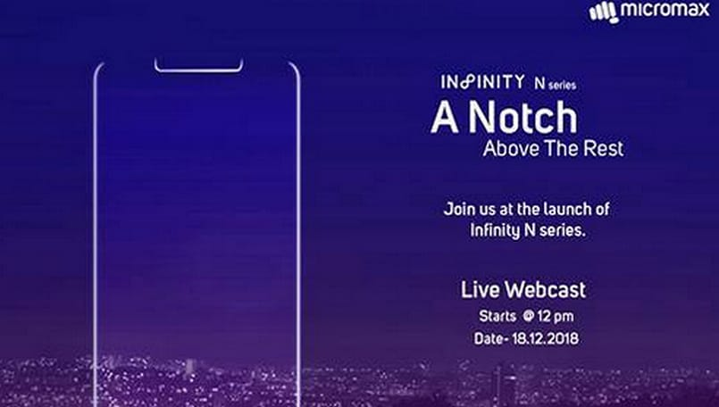 Micromax Infinity-N series launch highlights: Specifications, features, and price