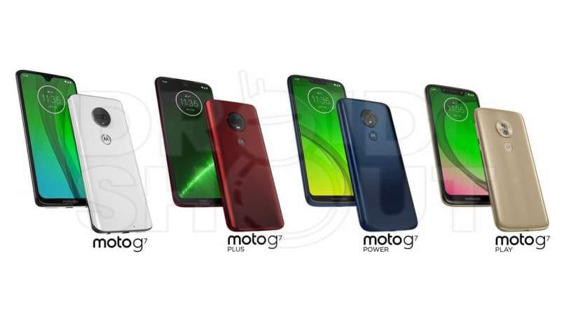 Motorola Moto G7-series to go official on February 7