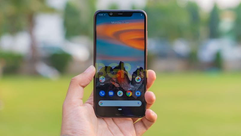 Nokia 8.1 with 20MP selfie camera, PureDisplay launched in India: Price, specifications, features
